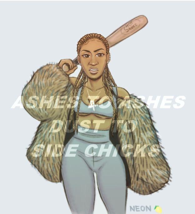 The Queen of New York #stencilart #beyonce @baddiebey | Art ...