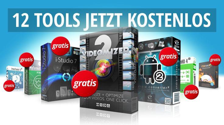 Jetzt kostenlos: 12 Tools zum Konvertieren und Optimieren | heise Download