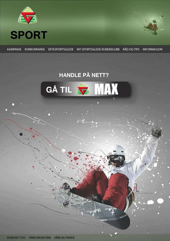 sports shop web design - Szukaj w Google