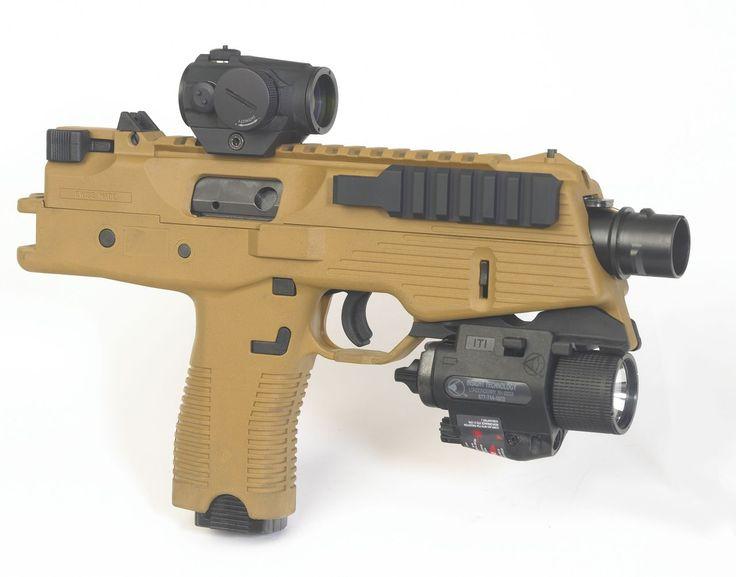 Brügger & Thomet TP9 Pistol