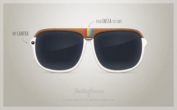 Instagram Sunglasses… Instaglasses?: Stuff, Social Media, Instaglasses Concept, Products