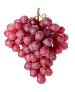 Red Grapes Nutrition Facts
