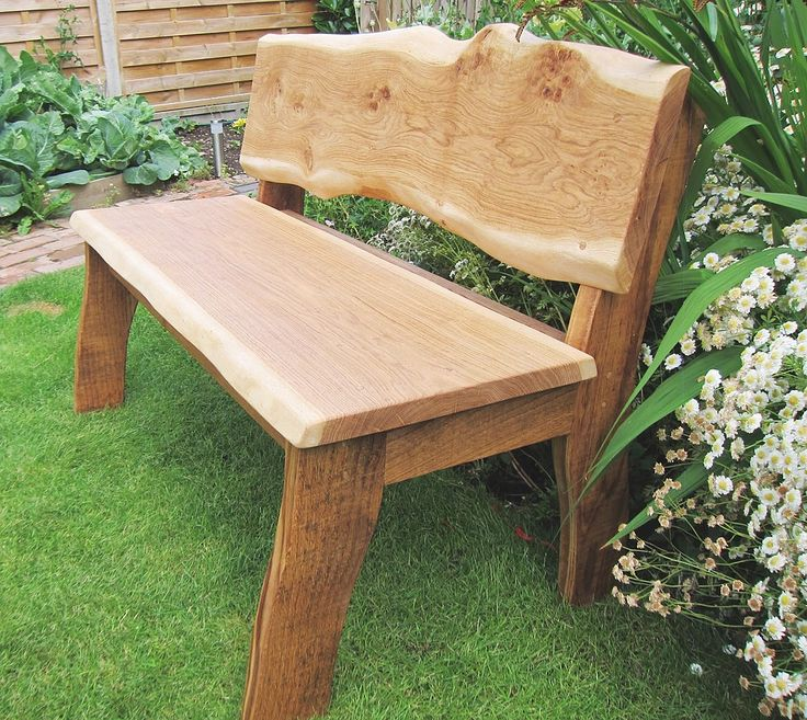Rowton Wood | Garden Furniture Workshop | GARDEN SEATING