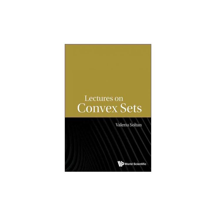Lectures on Convex Sets (Hardcover)
