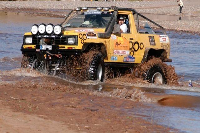 Nissan Patrol, Al límite 4X4