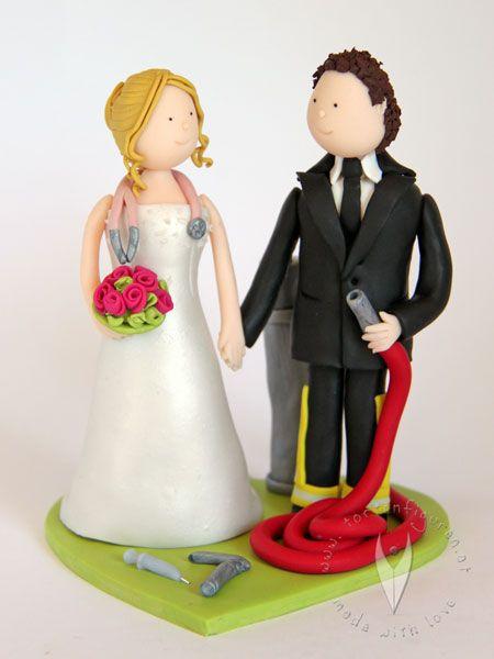 Hochzeitstortenfiguren Disney Hochzeit