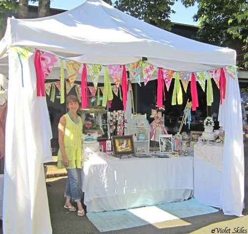 Create Beauty | Booth/Craft Show Display Ideas