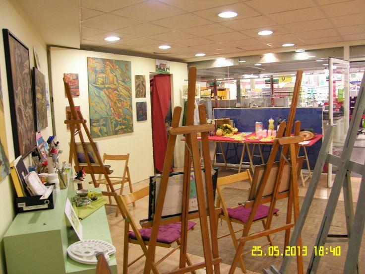 Taller de arte en Guadalajara para niños y adultos. Dibujo y Pintura