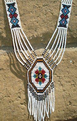 #native #american #beadwork