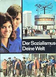 DDR - Dieses Buch bekam man als Geschenk zur Jugendweihe. Das junge Mädchen Margit hat in meinem Haus gewohnt...