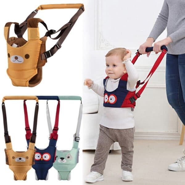 Handheld Baby Walker Toddler Walking Assistant by Autbye Stand up and...