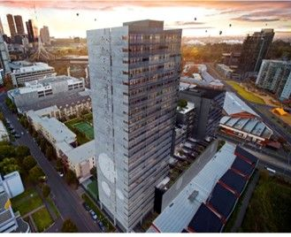 Guild Apartments, Southbank, Melbourne - Tom Kelly, AREA3's Director of Development provided development management services to PGA (Properties) Pty Ltd, prior to the project reaching the financial close and was involved in the procurement of the building contractor.