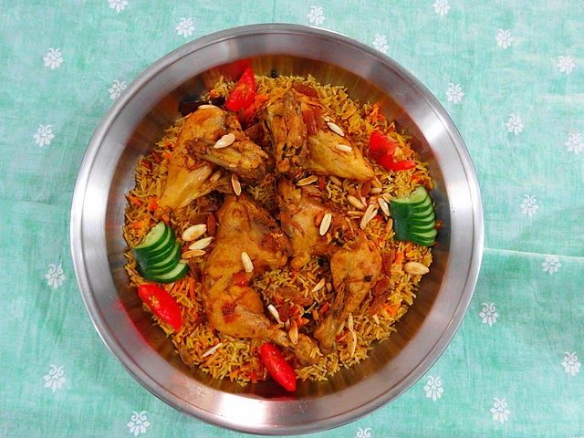Bukhari Rice Is A Most Popular Steamed Rice Dish Of Kingdom Of Saudi Arabia It Is One Of The Most Consumed Dish In S In 2020 Cuisine Indian Food Recipes Halal Recipes