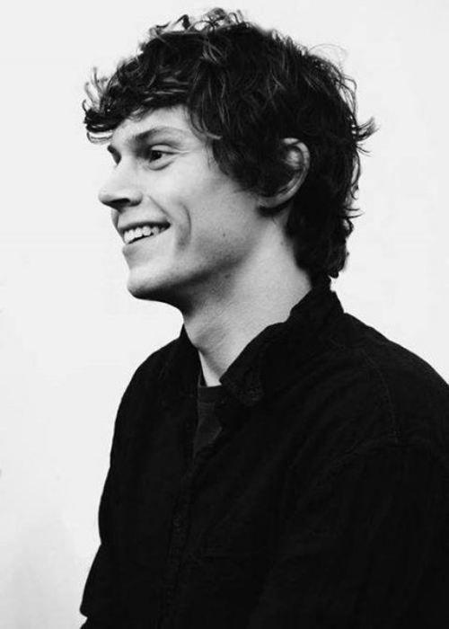 Omg he's perfect
