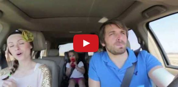 "Parents Masterfully Lip Sync Song from ""Frozen"". Daughter Completely Ignores Them! http://lifeasmama.com/parents-masterfully-lip-sync-song-from-frozen-daughter-ignores-them/"