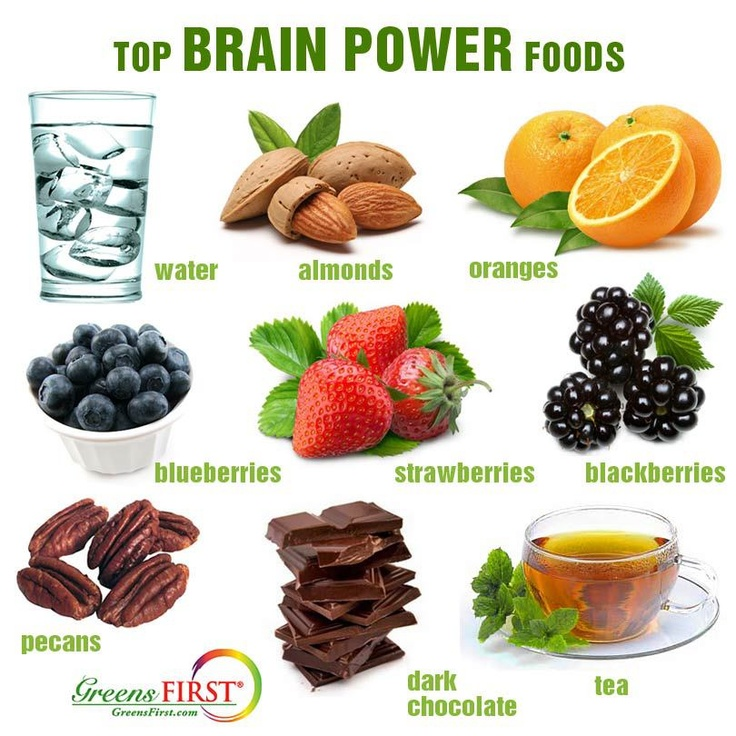 food prevent memory loss