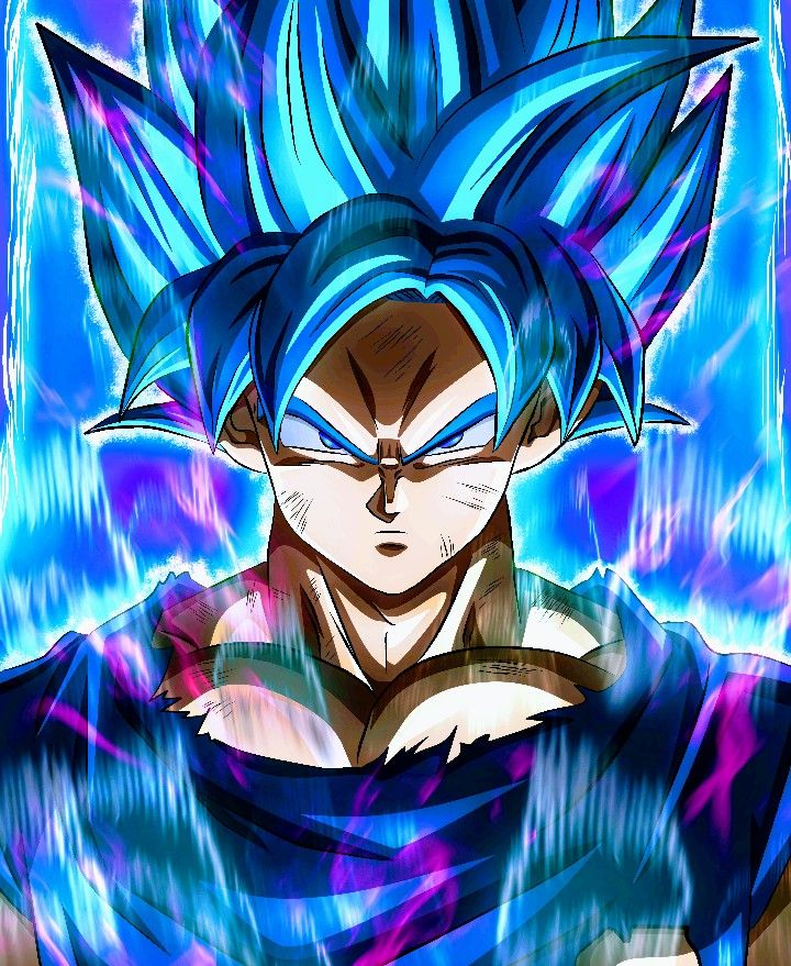 Goku Super Saiyan Blue Dragon Ball Super Dragon Ball Wallpapers Dragon Ball Super Artwork Anime Dragon Ball Super Blue wallpaper goku dragon ball super