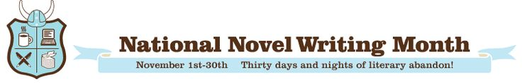 Write a novel in a month!