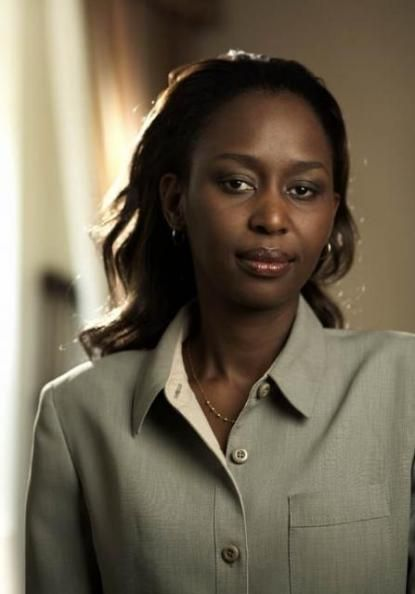 Interview with Immaculee Ilibagiza, Rwandan genocide survivor.