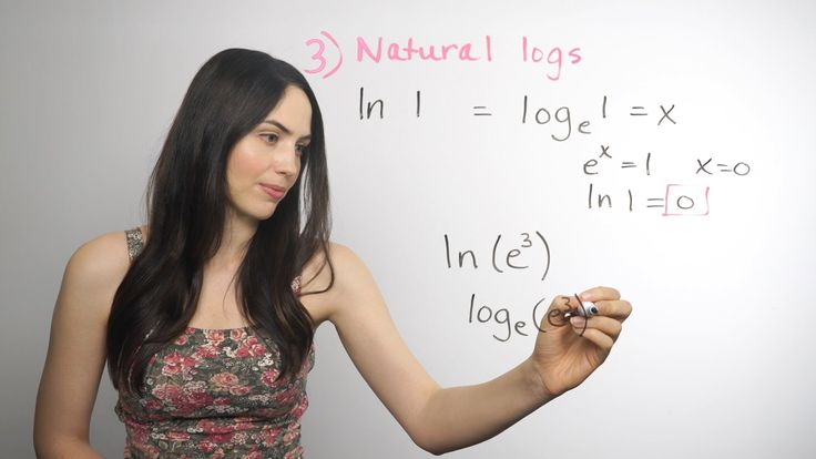 MIT grad introduces logs and shows how to evaluate them. To skip ahead: 1) For how to understand and evaluate BASIC LOGS, skip to time 0:52. 2) For how to ev...