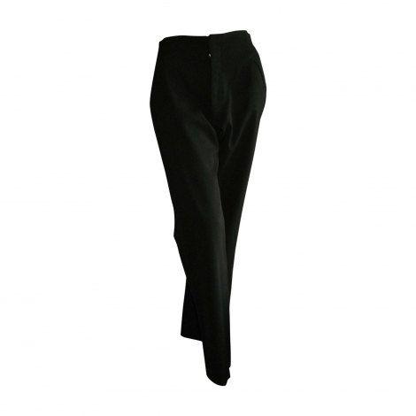Yohji Yamamoto: Pantaloni di lana nera, taglia 2, vintage anni