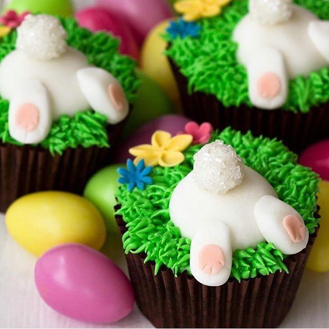 Cupcakes fofos para Pascoa! #regram @spaceshipsandlaserbeams  #kikidsparty