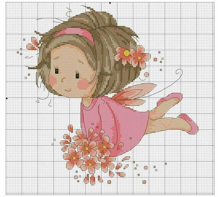 Niña angel