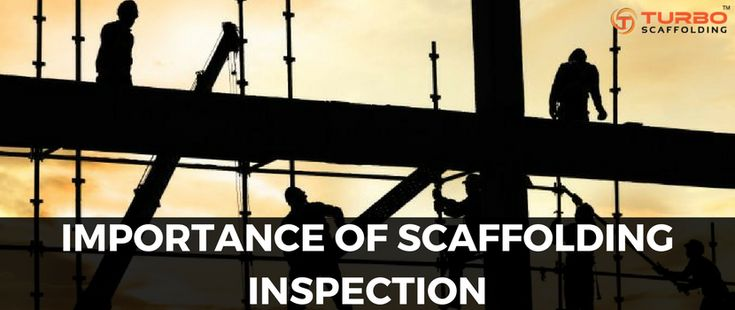 Why is Scaffolding Inspection Indispensable? #Scaffold #Scaffolding #Construction #Safety