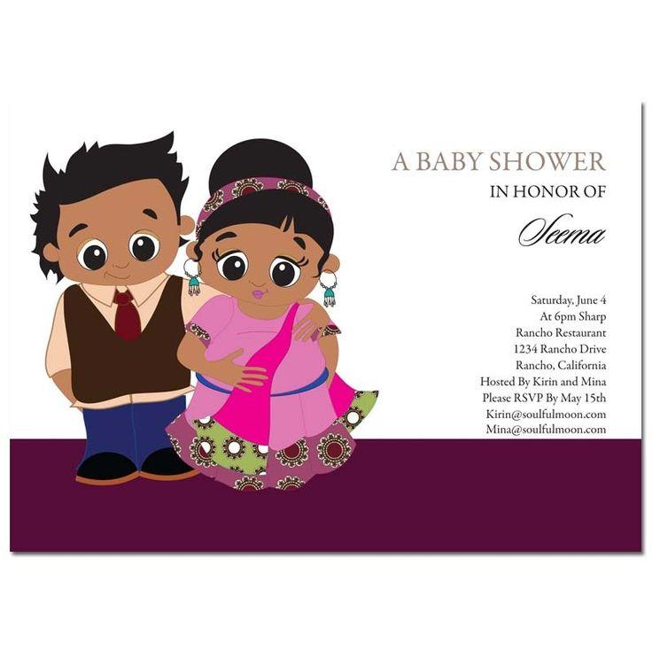 15 best Baby Shower Ideas images on Pinterest | Godh bharai, Indian ...