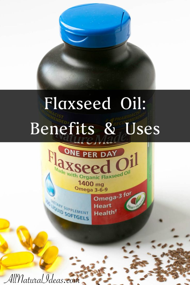 Flaxseed oil benefits and uses