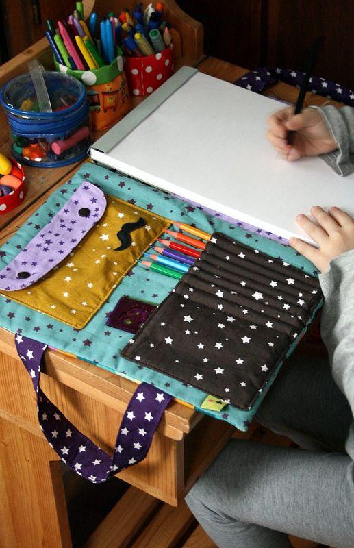 Mon sac d'artiste | Sweet Anything… | Flickr