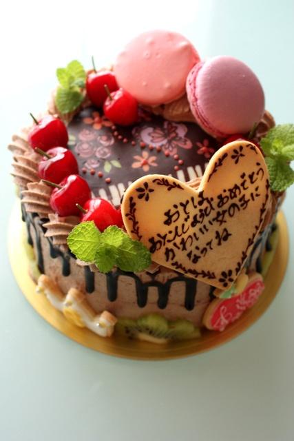 とにかく『かわいい~~』ケーキ!!