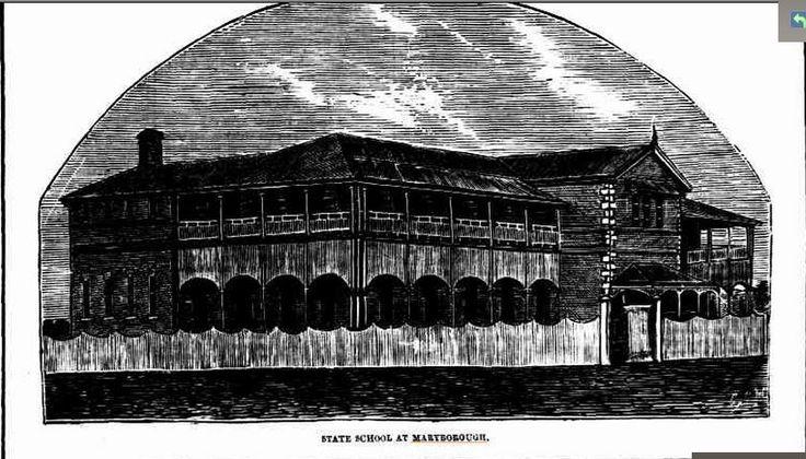 1878 State School, Maryborough