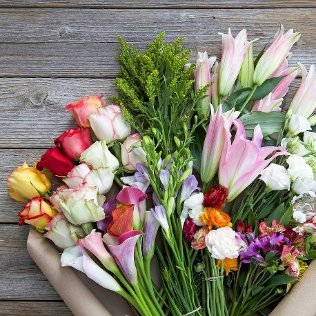 Monthly Flower Delivery