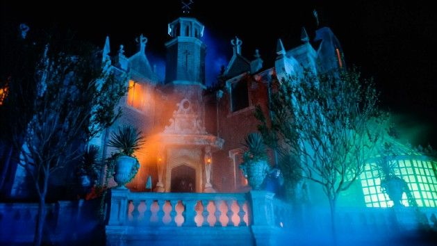 Haunted Mansion -- A spine-tingling tour through an eerie haunted estate, home to ghosts, ghouls and supernatural surprises.