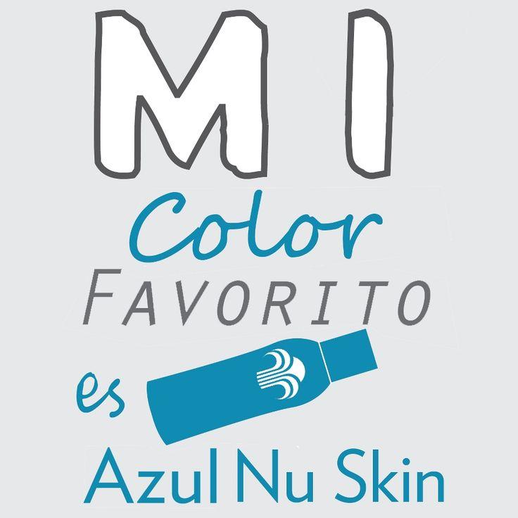 Azul Nu Skin