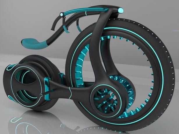 The Hybrid Bike by Hasan David Dal