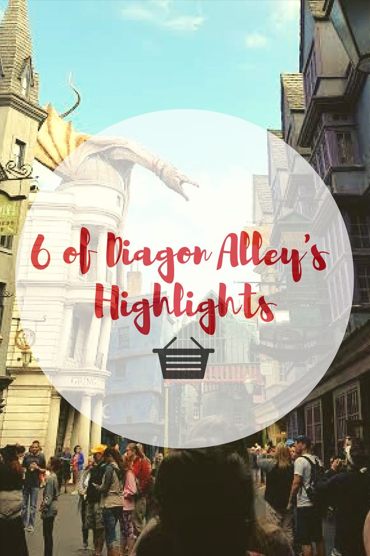 Our 6 favourite stores on Diagon Alley at the Wizarding World of Harry Potter, Universal Studios Florida
