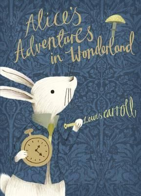 Alice's Adventures in Wonderland by Lewis Carroll - a beautiful hardback edition that is one of five special Puffin Classics created in partnership with the world-famous V&A Museum, with a stunning cover design adapted from their William Morris collection.