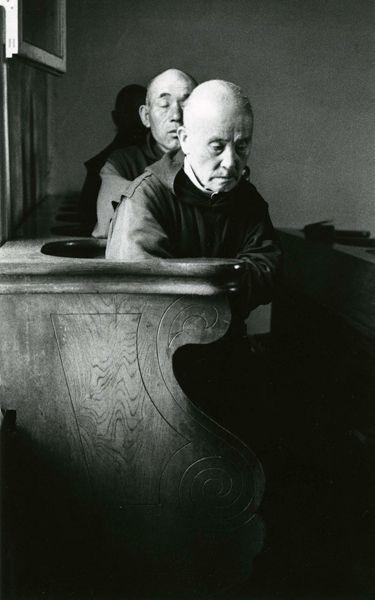 "Ikko Narahara (b.1931), from series <Domains> ""Garden of Silence"" (4) 1958"