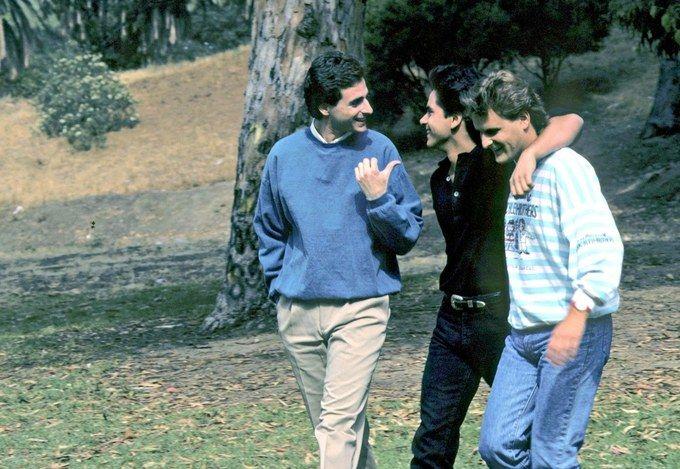 bob saget dave coulier john stamos full house 1987