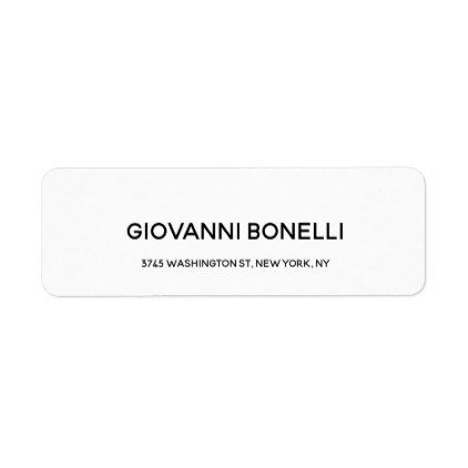best 25 address label template ideas on pinterest free address labels print address labels. Black Bedroom Furniture Sets. Home Design Ideas