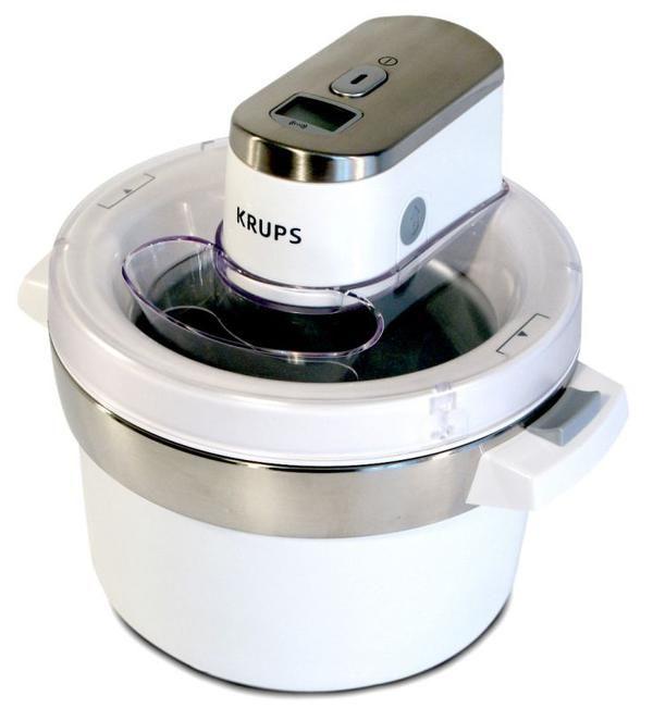 #maszyna do lodów domowych #krups z wpisu: http://www.rtvagd.net/maszyna-do-lodow/