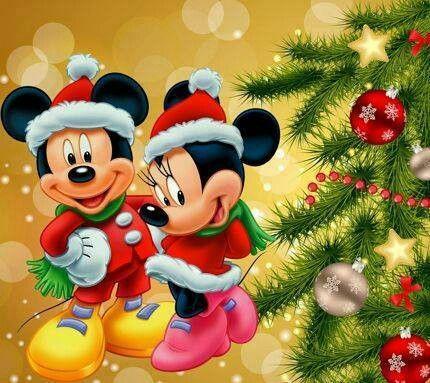 Christmas Crafts Mickey