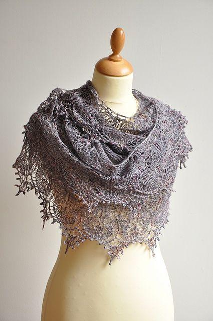 ravelry pattern #shawl