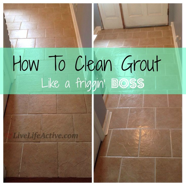 Best 25 clean grout ideas on pinterest grout cleaner for How to make grout white again