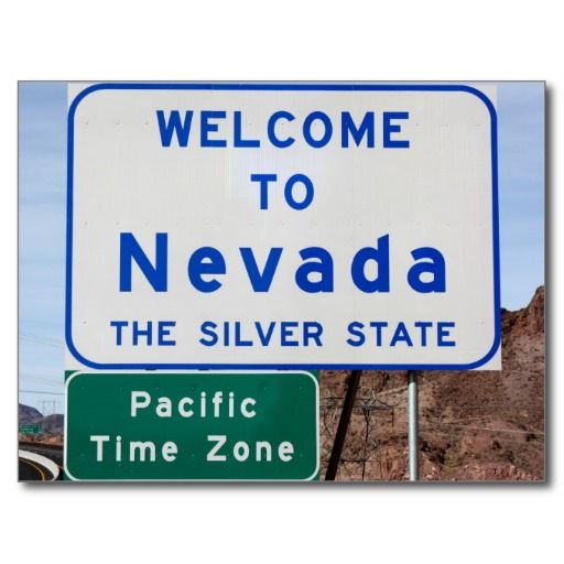 SOLD ! Welcome to Nevada Postcards by PictureThisAndThat