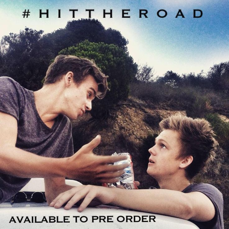 Your support so far has been breathtaking. We're so excited for you to watch #HITTHEROAD. Couldn't be more happy!
