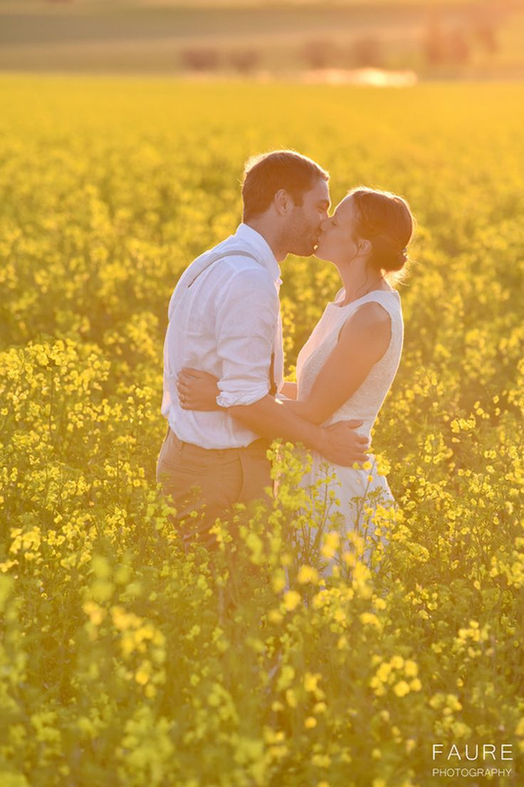 FAURE PHOTOGRAPHY: Canola field photography  Engagement photography Engagement shoot Canola field engagement shoot Sydney Photography #canolafield #sunset