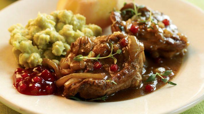 MatPrat - Kjøtt i mørke